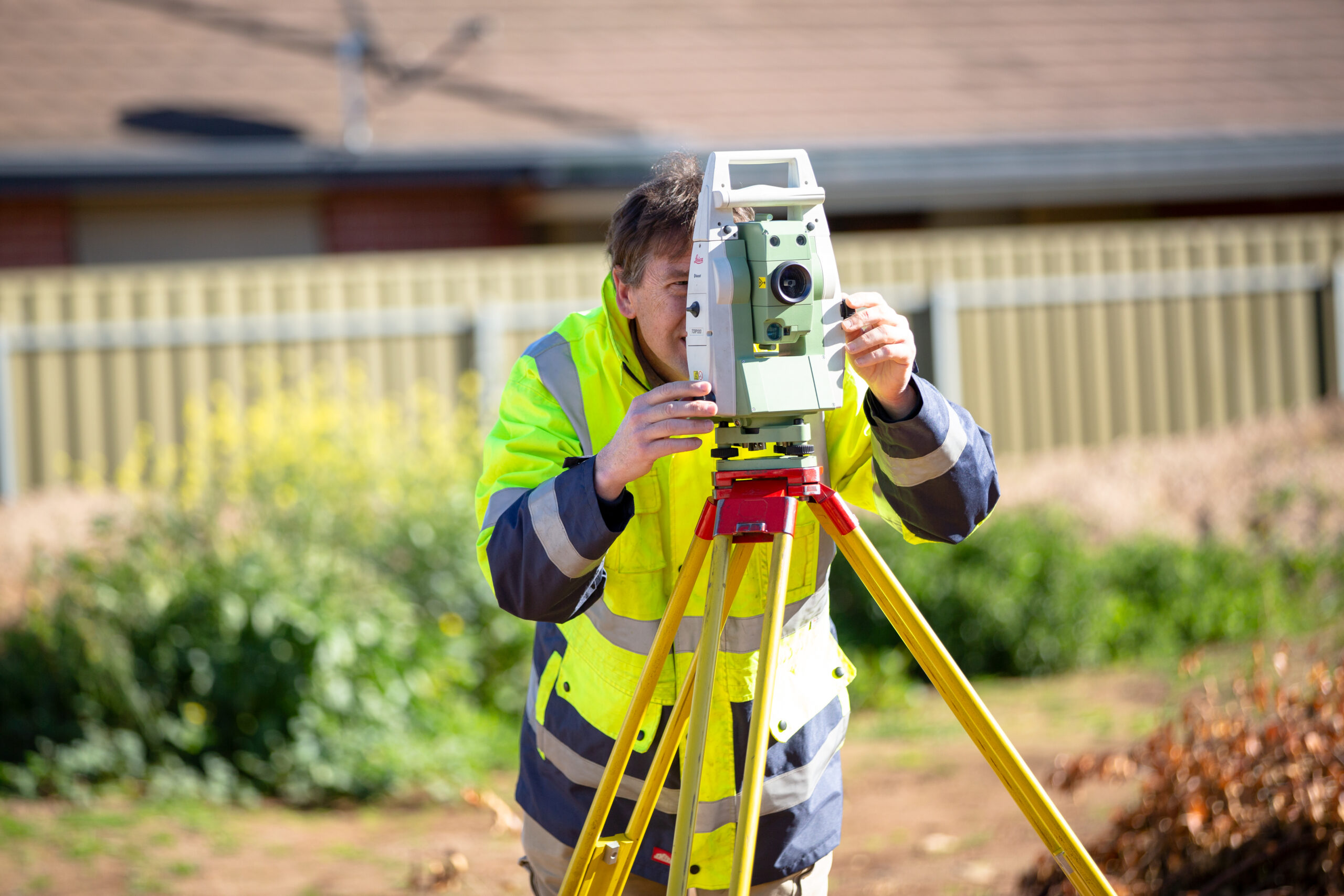 Licensed Surveyor